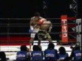 Buakaw Por. Pramuk (Buakaw Banchamek Muay thai) vs. Toby Imada (mma fighter) S-Cup 2010 Finals