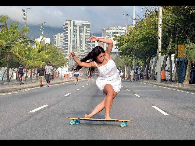 [RAW] Lado B do vídeo Ana Maria Suzano Dancing, Freestyle, Freeride Downhill