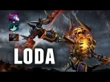 Loda Clinkz 6.83 Patch Gameplay Rat Included Dota 2