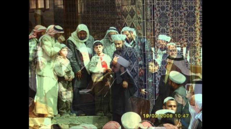Melle EYMEN haznevi tel- irfan 2011yehlil medine arapca ilahi kaside