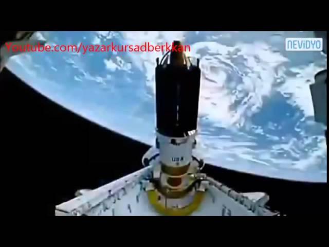 ŞOK NASA UFOLARI GÖRÜNCE CANLI YAYINI KESTİ NASANIN UFOLARI KURSAD BERKKAN