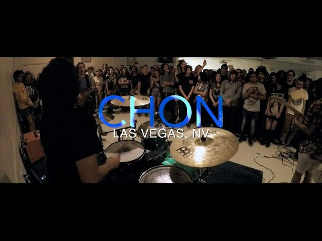 CHON - Splash (Live @ Eagle Aerie Hall)