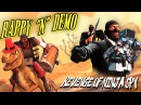 Rappy n Demo Revenge of Ninja Spy
