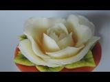 Carving a beautiful rose in soap - J.Pereira - Art Carving, Cem Aromas - Flores em sabonete