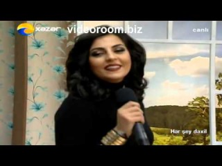 Gulay Zeynalova - Durnalar Gole Geldi - Her Sey Daxil 09.01.2015