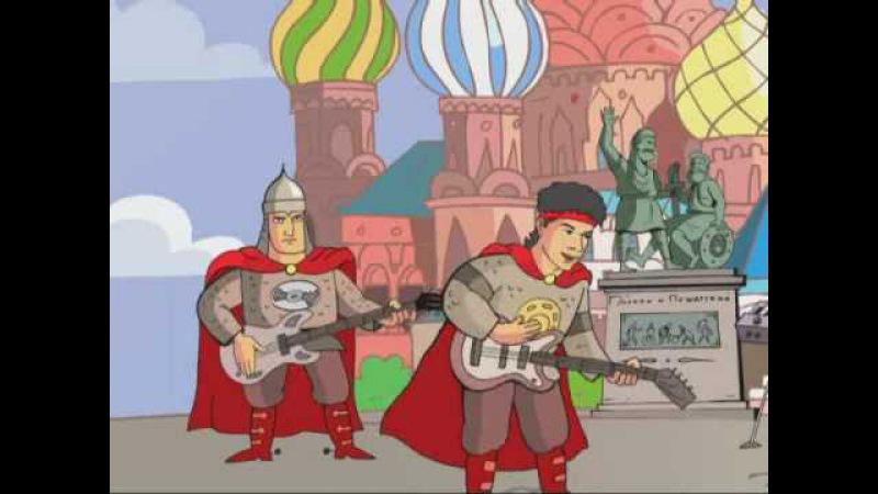 Запрещенный клип Олега Газманова