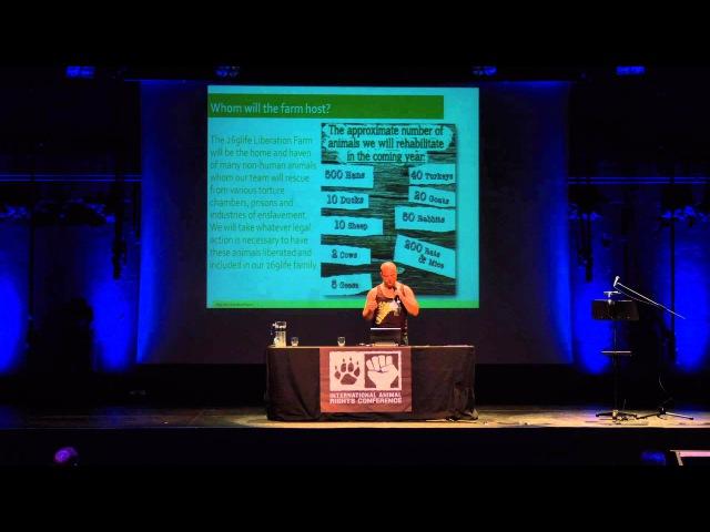 Introduction to 269life Current Project Liberation Farm by Stas Lifshitz IARC2014 » Freewka.com - Смотреть онлайн в хорощем качестве