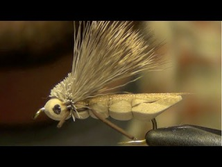 Charlie Boy Hopper Fly Tying Instruction Directions and How To Tie Tutorial
