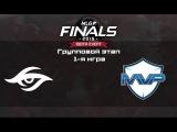 Team Secret vs MVP Phoenix | MLG World Finals 2015, 1-я игра