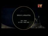 (staroetv.su) Triplex vs. Apocalyptica - Бой с тенью (MTV Россия, 2005)