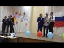 Последний звонок 2014-2015 у 11 класса - песня Лав ми ду