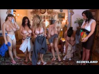 Bigboobfinishingschool beautiful жопа попа порно boobs booty большая грудь сиськи brazzers big tits ass частное