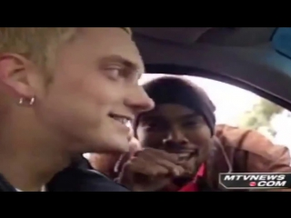Eminem and Proof (Freestyle in the car, 1999)