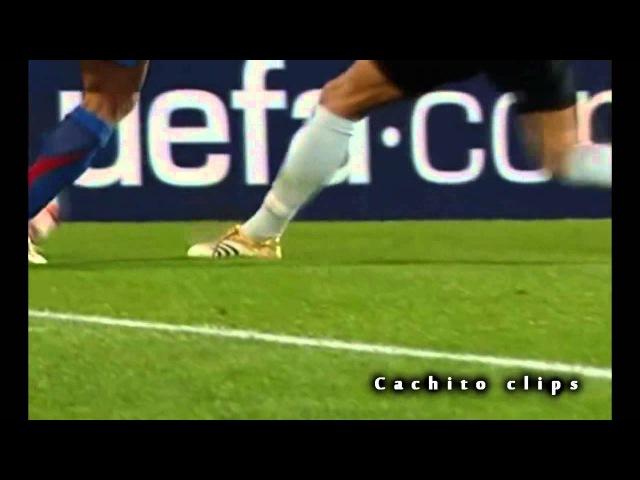 Ronaldinho vs Chelsea 2005 2006 Cachito clips