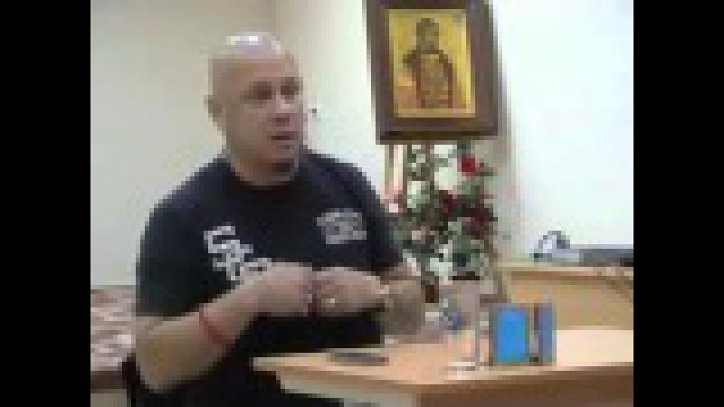 А.Н.Кочергин защита от ножа
