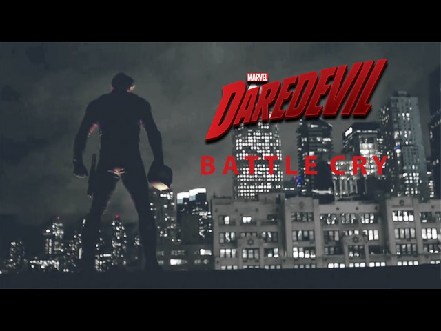 Daredevil (2015) | nobody can save me now