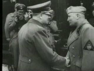 Диктаторы. Тайны великих вождей. Бенито Муссолини.