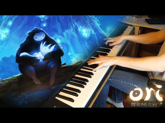 Ori and the Blind Forest - Light of Nibel (Piano)