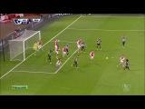 Арсенал - Ньюкасл Юнайтед 4-1 (13 декабря 2014 г, Чемпионат Англии)
