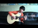 (Don Ross) Tight_Trite_Night - Sungha Jung