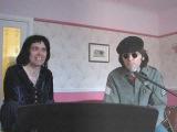 John Lennon and Freddie Mercury sing IMAGINE 1971