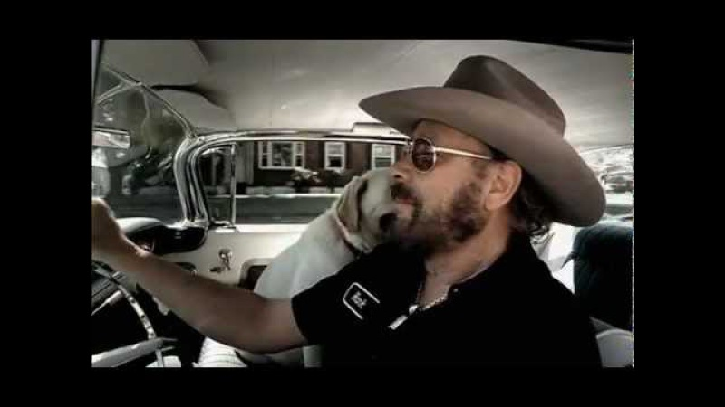 Hank Williams, Jr. - Red, White, and Pink Slip Blues (Official Music Video)