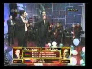 Eflatun Qubadov - Manaf Agayev - Tacir - Ana Mene Layla De - �������, ����� - Toylar Krali Final