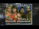 The Rockers VS Barbarian & Haku - WrestleMania 7 (German)