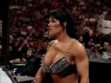 WWF/E Chyna's Incredibly Hot Thong Outfit Backlash 1999