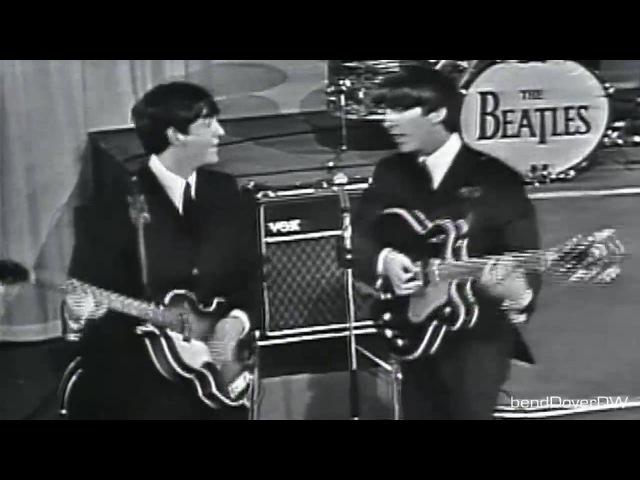 The Beatles - Twist and Shout (Live at Royal Variety 1963) HD