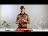 HOOKAH BOSS - Episode 7: prepare beautiful cocktails for glass hookahs