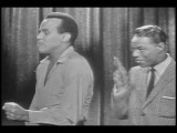 Nat King Cole &amp Harry Belafonte Mama Look A Boo Boo NBCTV '57Z
