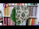 Bolsa de tecido Tahiti Tuto sacs en tissu Comment faire un sac en tissu Tuto DIY couture