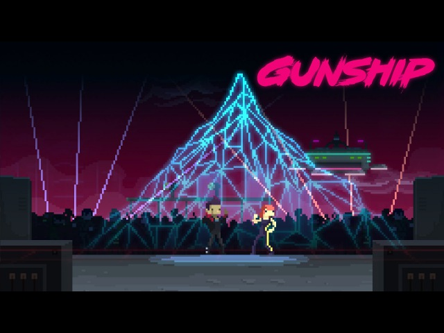 GUNSHIP Revel In Your Time Official Music Video