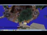 Minecraft(BED WARS)серия №1.Синие решили поиздеваться!