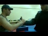 70kg vs 95kg (armwrestling)