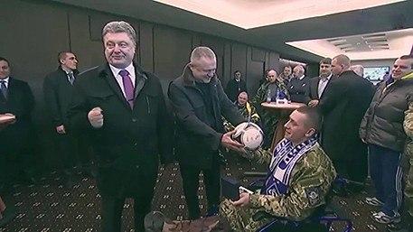 """""""Это генерал, который горой стоит за своих солдат"""", - Порошенко рассказал о новом главе Нацгвардии - Цензор.НЕТ 4365"""