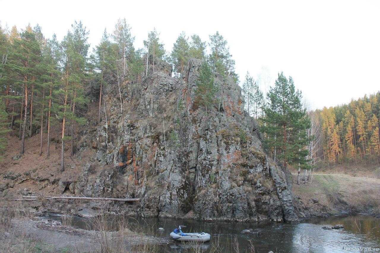 Река Камышенка