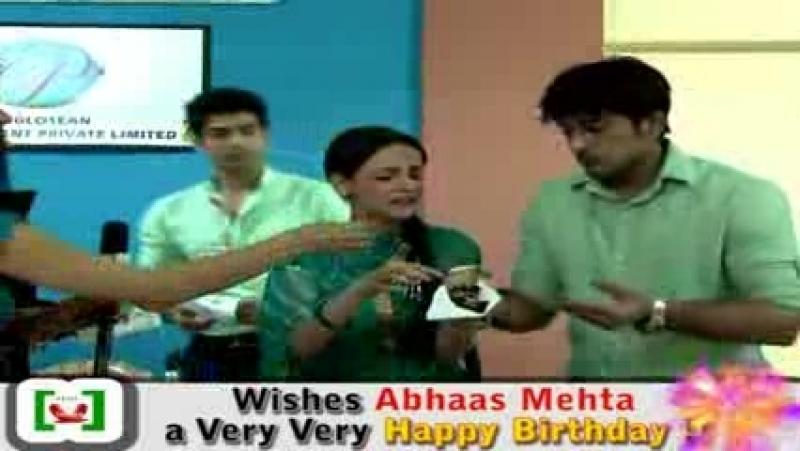 Abhaas Mehta - День Рождения