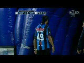 Ronaldinho vs Pachuca - Pachuca vs Queretaro 2-0 (Liga MX 21-05-2015) HD