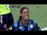 Ronaldinho vs Veracruz - Queretaro vs Veracruz 2-1 (Liga MX 12-05-2015) HD