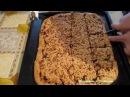 Пирог с вареньем повидлом Простой вкусный рецепт приготовления тертого пирога