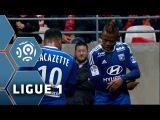 Goal Clinton NJIE (19) / Stade de Reims - Olympique Lyonnais (2-4) - (SdR - OL) / 2014-15