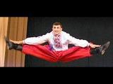 Гопак! Украинская народная пляска. (Ансамбль Вирского, Донецк)