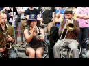 Tuba Skinny -Gotta Give Me Some - Royal St. 4/13/13 - MORE at DIGITALALEXA channel