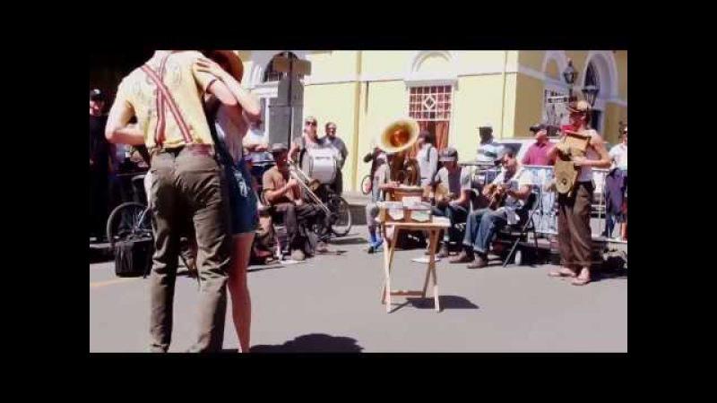 Tuba Skinny -