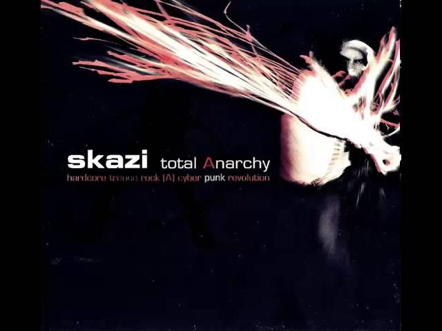 Skazi Total Anarchy SET