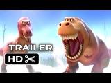 Добропорядочный динозавр / The Good Dinosaur - тизер