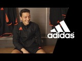 Mesut Özil -- My Laces -- adidas Football