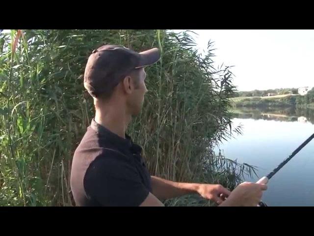 Ловля толстолоба на технопланктон (фитопланктон). Мастер-класс О рыбалке всерьёз видео 267.